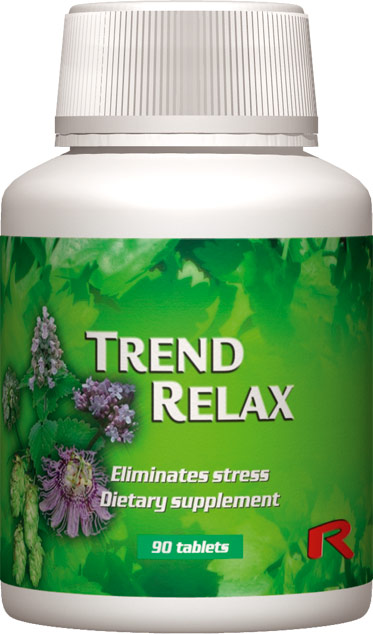 TREND RELAX, 60 tbl