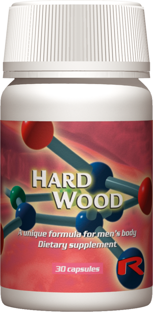 HARD WOOD, 60 cps