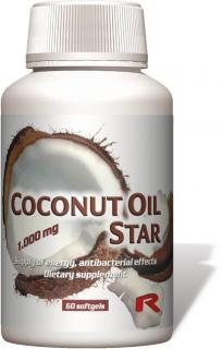 COCONUT OIL STAR, 50 sfg
