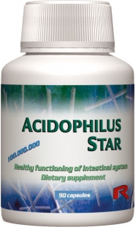 ACIDOPHILUS STAR, 60 cps