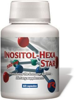 INOSITOL-HEXA STAR, 60 cps