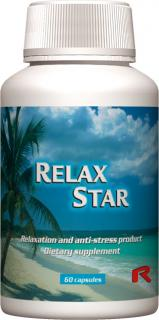 RELAX STAR, 60 cps